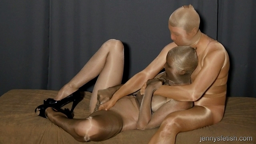 Nylon Fetisch Porn